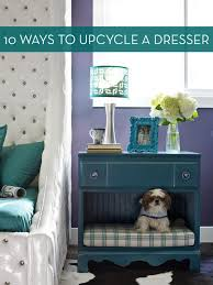 Bench Made From Old Dresser 10 New Ways To Repurpose An Old Dresser Curbly