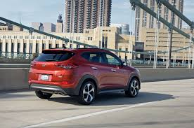 hyundai tucson 2014 modified 2016 hyundai tucson review first drive motor trend