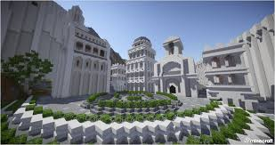 Lord Of The Rings Map Minas Tirith Lord Of The Rings Map 9minecraft Net