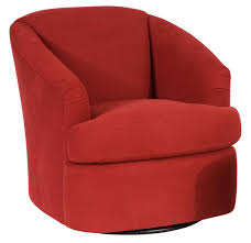 Contemporary Swivel Armchair Contemporary Barrel Swivel Chair By Smith Brothers Wolf And