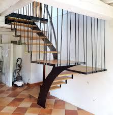 escalier bois design escalier metal bois verrière garde corps design 3jmp toulouse