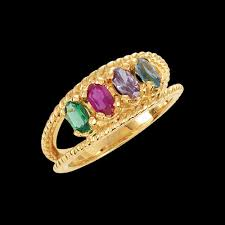 design a mothers ring 6 stones mothers rings handcrafted gifts and family jewelry