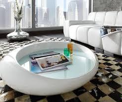 Wohnzimmertisch Rund G Stig Weiß Couchtische Günstig Tisch Design