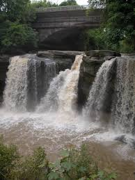 Ohio waterfalls images West falls of the black river jpg