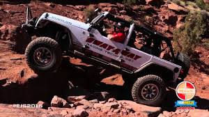 jeep safari 2015 easter jeep safari 2015 dynatrac superlift falken tire bunny