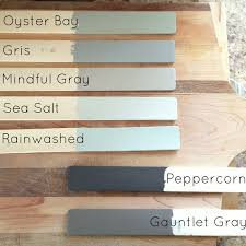 picking the perfect paint mindful gray mindful and powder room