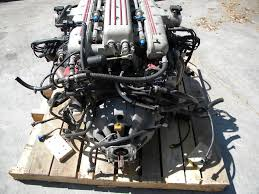 lamborghini v12 engine what would you do with a ferrari 550 maranello v12 engine