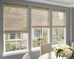 livingroom window treatments woven waterfall shades smith noble item 16798 home