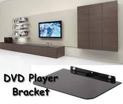 dvd player wall mount bracket shelf matthew1389 1501 09