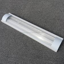4ft Fluorescent Light Fixture 4ft 40w Explosion Proof Two Led Tube Lights Stripe Cover Replace