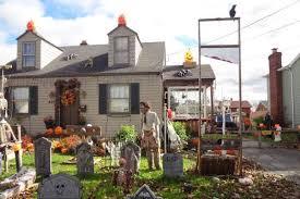 must see halloween displays in northeast ohio
