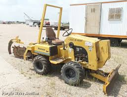 1995 vermeer v3550 trencher item l2300 sold september 2