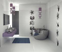 bathroom design exciting futuristic bathroom in white grey color