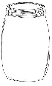free printable mason jar finger print bugs press student u0027s