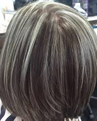 hair color for black salt pepper color wants to go blond i have a client that wants to go completely silver white and over