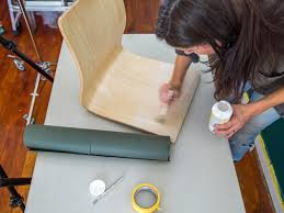 Home And Garden Television Design 101 by How To Decoupage A Wood Chair How Tos Diy