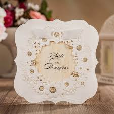 online buy wholesale unique wedding card from china unique wedding