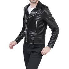 leather jacket for motorcycle riding modern blue rakuten ichiba shop rakuten global market saint