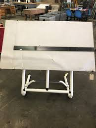 Adjustable Drafting Tables Adjustable Drafting Table W Rubber Surface