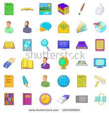 bureau com bureau icons set set 36 เวกเตอร สต อก 1032806854