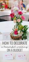 how to decorate a wedding for cheap pretty providence