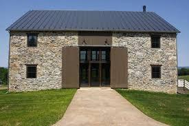 barn style house virginia stone barn fine homebuilding barn pinterest stone