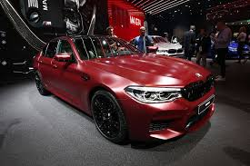 m5 bmw motor bmw m5 breaks cover at frankfurt will it recapture