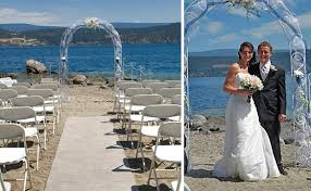 wedding arch kelowna kelowna wedding event planners ttm events corporate rentals