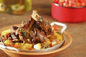 cuisiner le chevreau chevreau à l igname recettes nc cuisine calédonienne