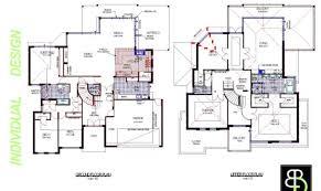 two house blueprints simple two floor house blueprints home designs house plans
