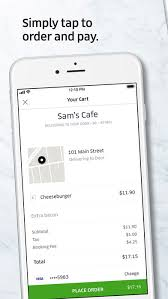 uber eats food delivery on the app store