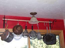 diy cheap u0026 effective pot rack u2013 sup a dillie o