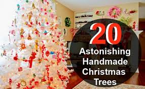 20 astonishing handmade trees diy home creative