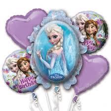 frozen balloons frozen balloon bouquet magical wonderlande
