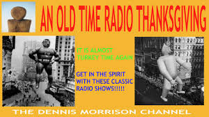 thanksgiving on time radio burns and allen