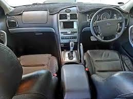 2007 ford falcon xr8 boss 260 get that car loan