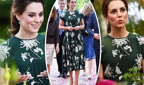 kate middleton dresses kate middleton s chelsea flower show dress cost this