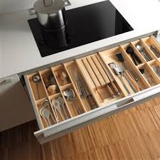 organisation for your cooking utensils in oak bulthaup melbourne