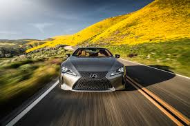 are lexus and toyota parts the same 2018 lexus lc 500 and lc 500h first test review
