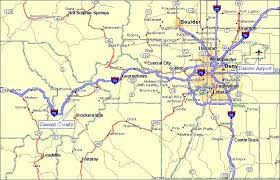 map of colorado ski resorts maps of summit county towns and resorts breckenridge keystone