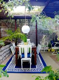 outdoor dining rooms japanese inspired outdoor dining room emily henderson