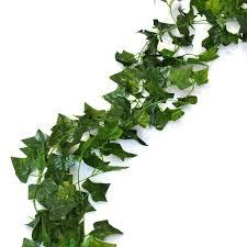 amazon com 75 feet 12 english ivy silk greenery wedding party