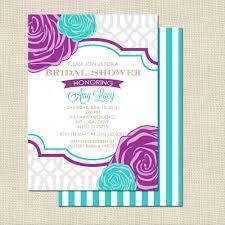 27 attractive wedding bridal shower invitation design ideas