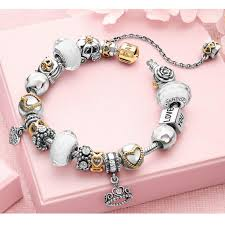 charm bracelet from pandora images Wedding charms