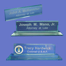 etched glass desk name plates glass etching busniess start your own glass etching business