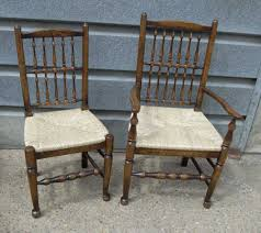 spindleback chairs