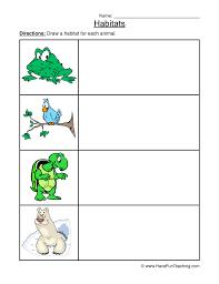 teaching habitats and biomes how to teach habitats and biomes