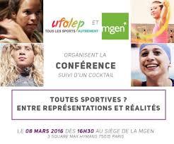 siege mgen conférence femmes et sports le 8 mars prochain