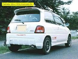 daihatsu l5 perodua kancil 1995 converted to daihatsu mira l200s