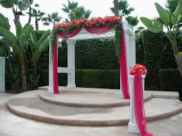 Trellis Rental Wedding French Tulip Arbor Hahn Event Rental